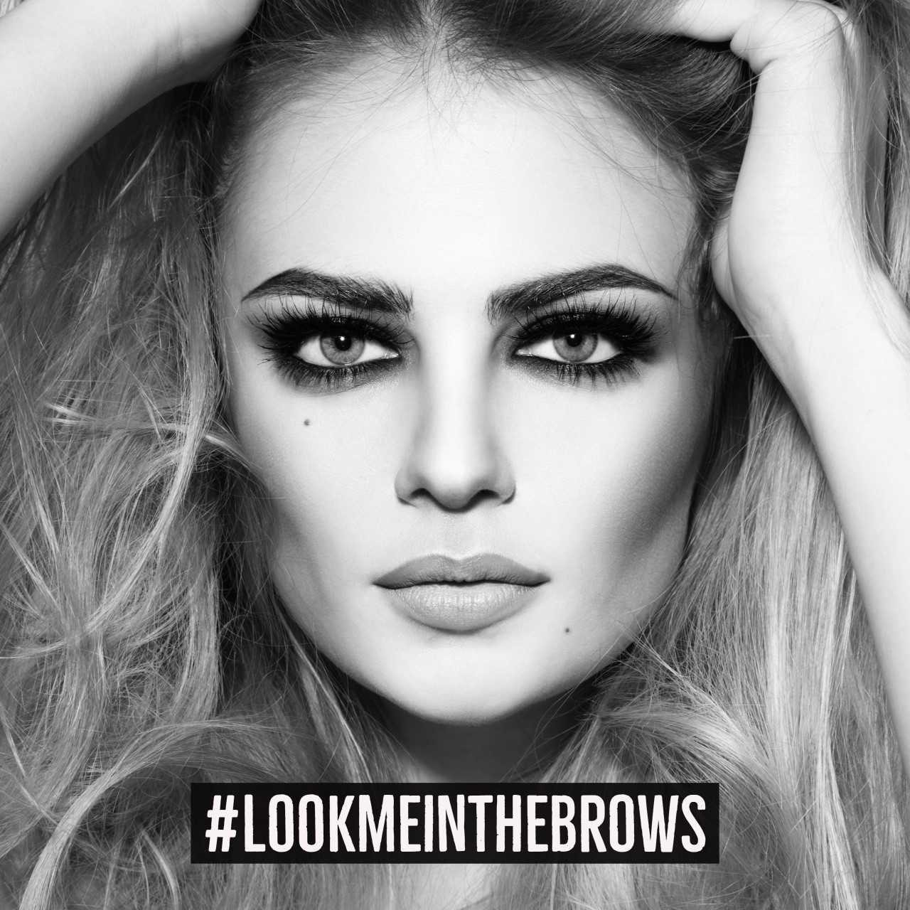 Microblading - look me in the eyes